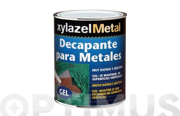 Decapante para metales 750 ml