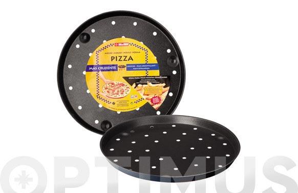 Molde pizza/patatas crispy 28 cm
