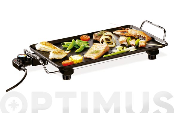 Plancha asar table grill pro 2000w 26x46cm