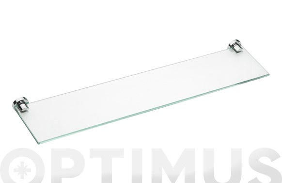 Estante cristal design 50 cm