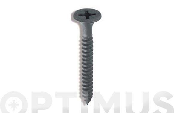Tornillo pladur-metal ssf 3.5x55 fosfa