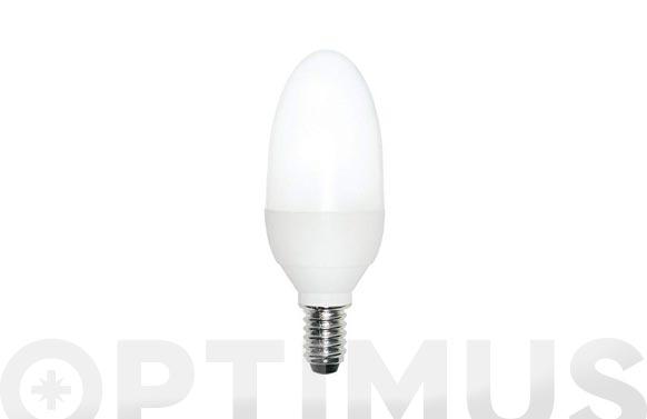 Lampara fluo d.super vela bl e14- 7 w-827