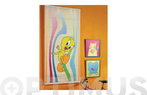 Estor estampado piolin 120 x 175 cm