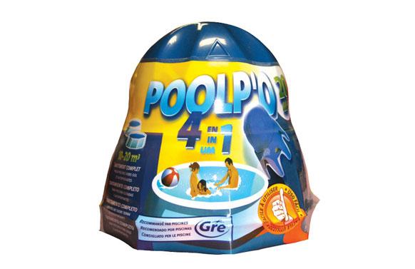 Cloro tratamiento mensual poolpo 10-20 m3