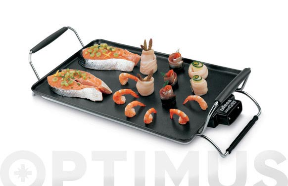 Plancha cocina 47x26cm natur cheff gr-7455