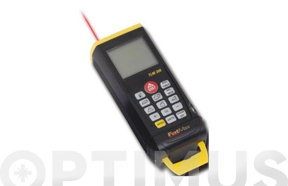 Distanciometro laser+cinturon tlm 300