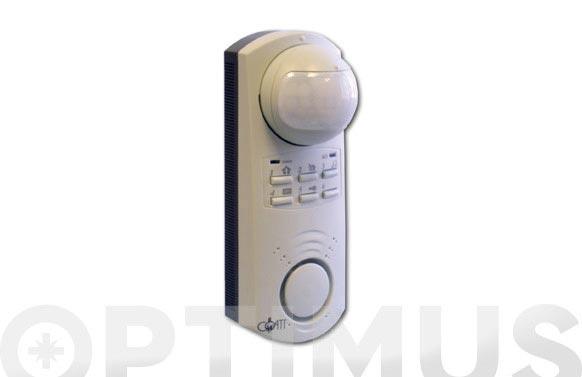 Alarma digital con dectector