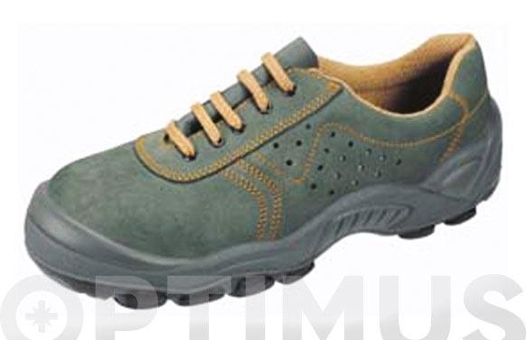 Zapato serraje super-numan s1p t 39