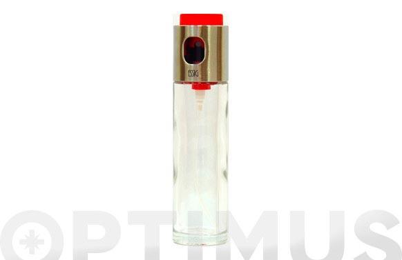 Vinagrera cilindrica spray zar roja