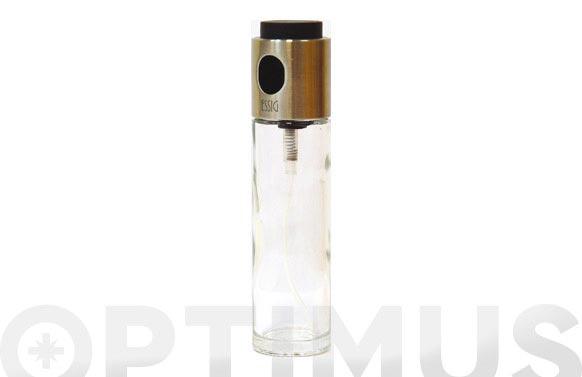 Vinagrera cilindrica spray zar negra