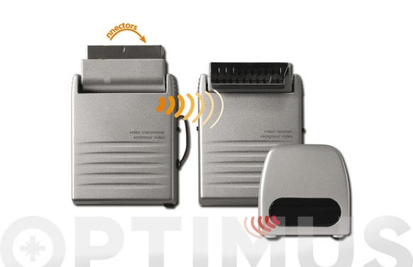 Transmisor audio video mini gv090