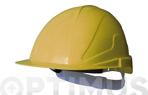 Casco obra abs con regulacion txr-amarillo fluor