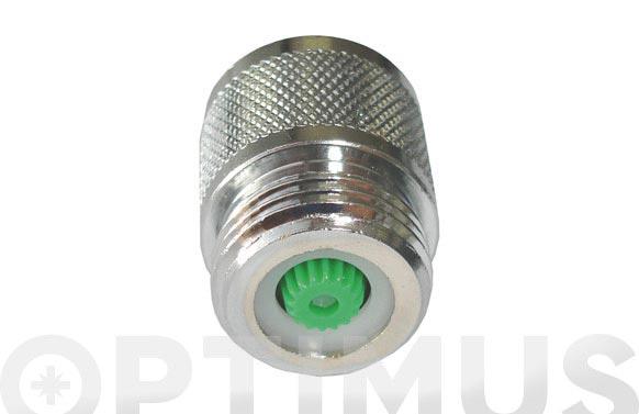 Reductor ahorro ducha 9l/min es-220.2.00