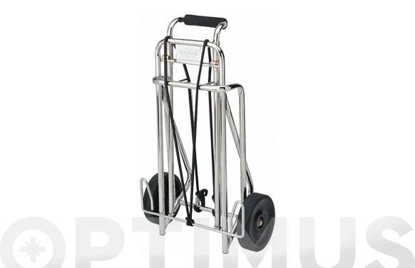 Carretilla viaje plegable 2024b-30 kg