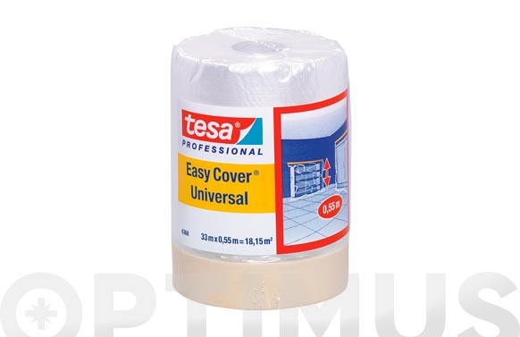 Cinta protectora easy cover 33 m x 550 mm