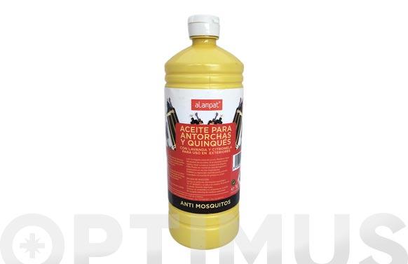 Combustible para antorcha 1lt citronela