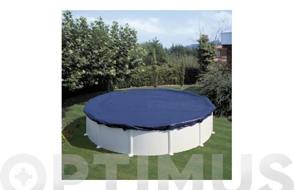 Cubierta piscina de invierno ø 540 cm (para piscinas ø 460 cm)