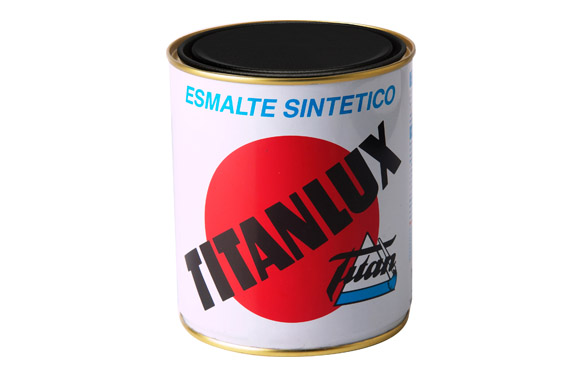 Esmalte sintetico brillo decoracion 566d 125 ml blanco