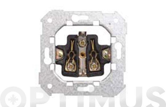 Mecanismo enchufe 2p + tt serie 75