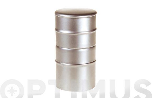 Tapon/bomba vacio metal ambit tb003-c mate