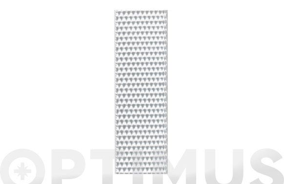 Cinta persiana 22 mm normal blanco 22 mm x 5 m