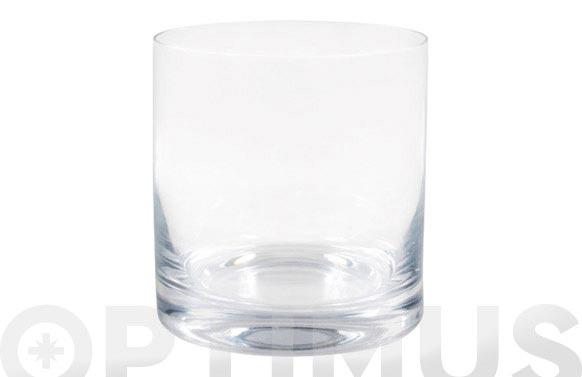 Vaso cristal bohemia barline 410cc