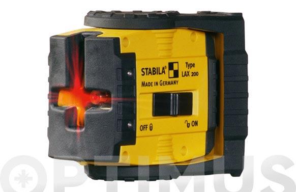 Nivel laser autonivel lax200 basic