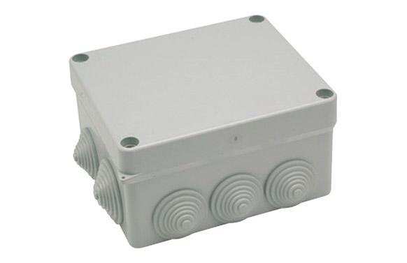 Caja estanca ip55 10 conos 160 x 135 x 83 mm