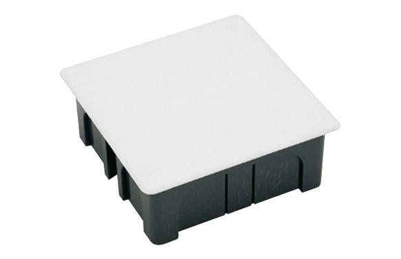 Caja tapa garra metalica 100 x 100 x 45 mm