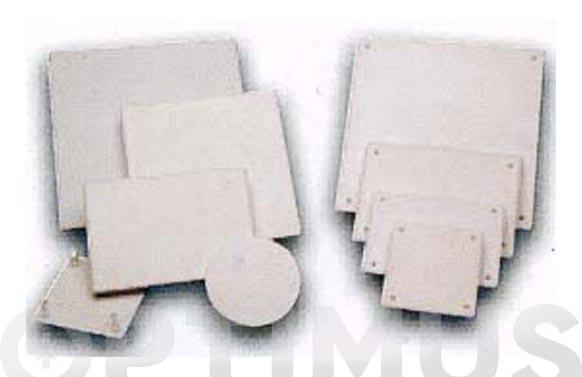 Tapa redonda d. 80 c/garra t-3210