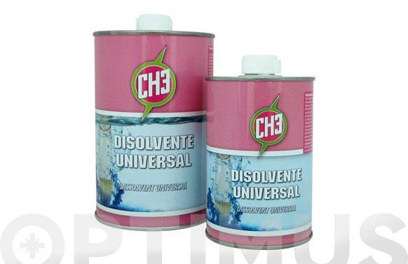 Disolvente universal 500 ml
