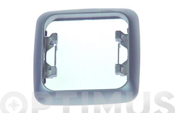 Marco 1 elemento aluminio serie 31