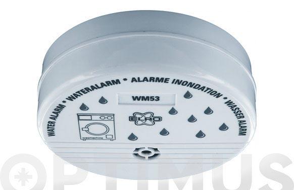 Detector fuga de agua