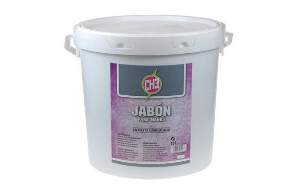 Jabon para manos pasta granulada 10 l