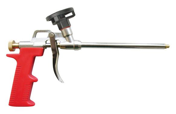 Pistola espuma poliuretano teflonado profesional