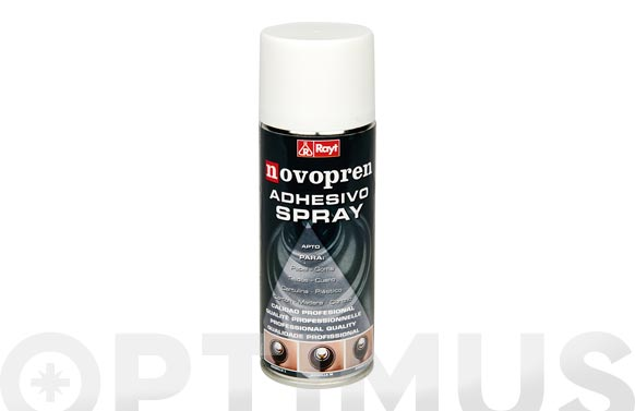 Adhesivo novopren spray removible 400 ml