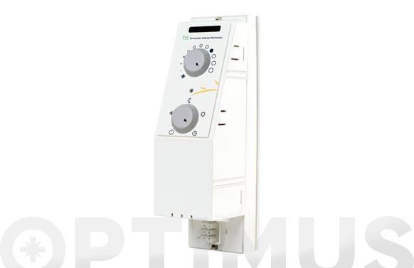 Unidad de mando para emisor termico tse-electronico
