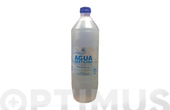Agua destilada 1 l