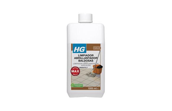 Limpiador abrillantador uso diario baldosas 1 l
