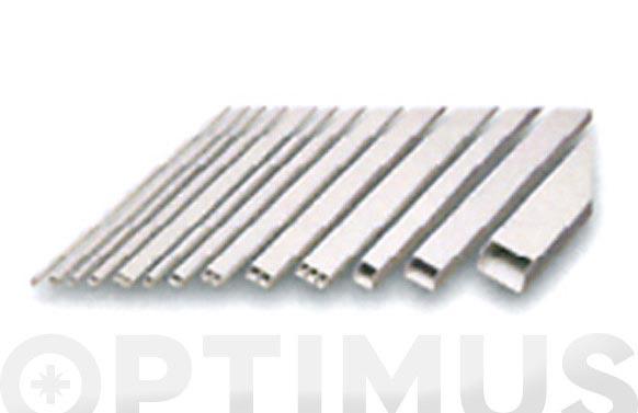 Minicanal adhesiva 10 mm x 30 mm x 2 m