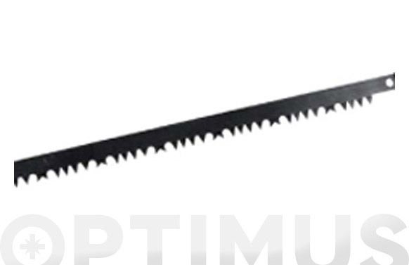 """Hoja sierra tronzar diente americano 21""""-53,3 cm"""