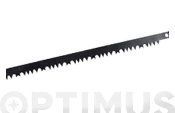 """Hoja sierra tronzar diente americano 24""""-61 cm"""