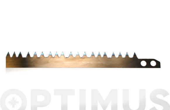 """Hoja sierra tronzar diente normal drako 30""""-76,2 cm"""