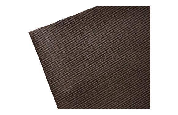Malla antihierbas geotextil 80 gr marron 1,60 x 10 mt