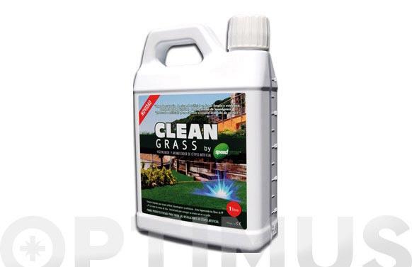 Limpiador higienizante cesped cleangrass1l