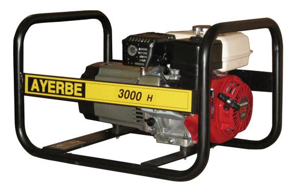 Generador ay-3000 honda mn 3kva/2200w