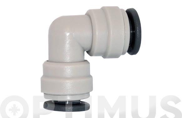 """Codo automatico nebulizacion drip&fresh 3/8"""""""