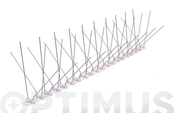 Ahuyentador palomas 50 cm 40puas/m-170