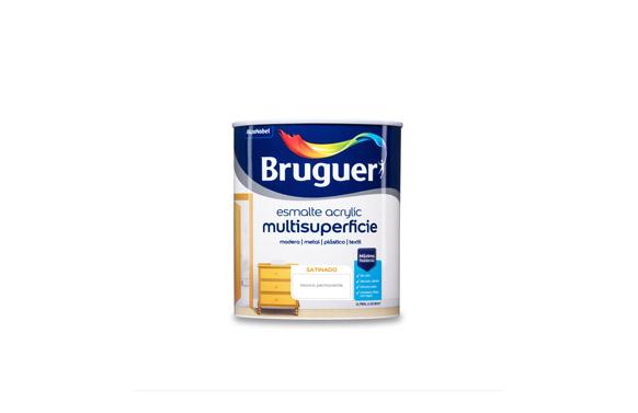 Esmalte acrilyc satinado 1502 0,750 blanco permanente