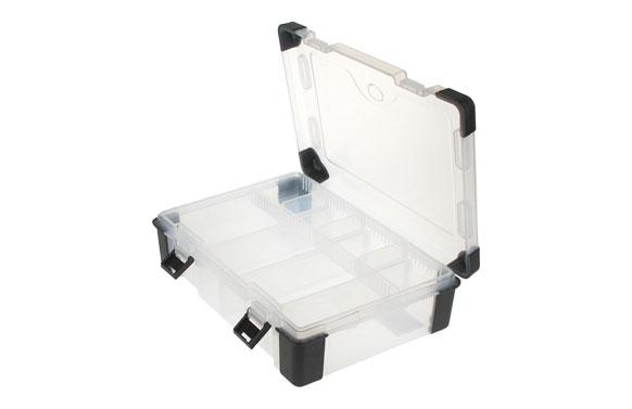 Clasificador plastico con cantoneras anti chock 160 x 230 x 60 mm
